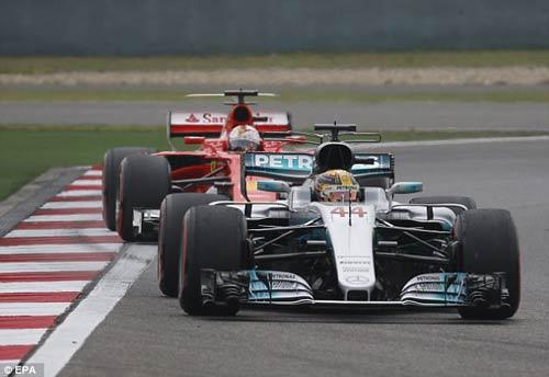Đua xe F1, Bahrain GP: Thiêu đốt dưới 46 độ C giữa sa mạc - 1