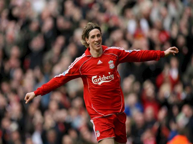 """""""Soái ca"""" vạn người mê: Torres -"""