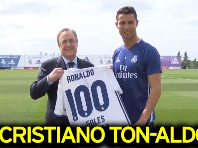 Vua Ronaldo 100 bàn cúp châu Âu: Như giấc chiêm bao
