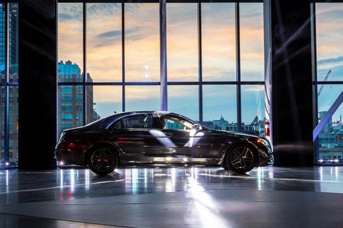Mercedes-Benz S-Class 2018 lộ diện ở New York - 1