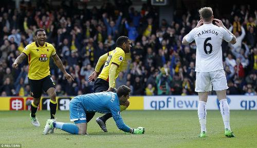 Watford - Swansea City: Trả giá vì sai lầm - 1