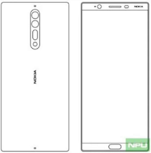 Hình dung trước smartphone cao cấp Nokia 8 và 9 - 1