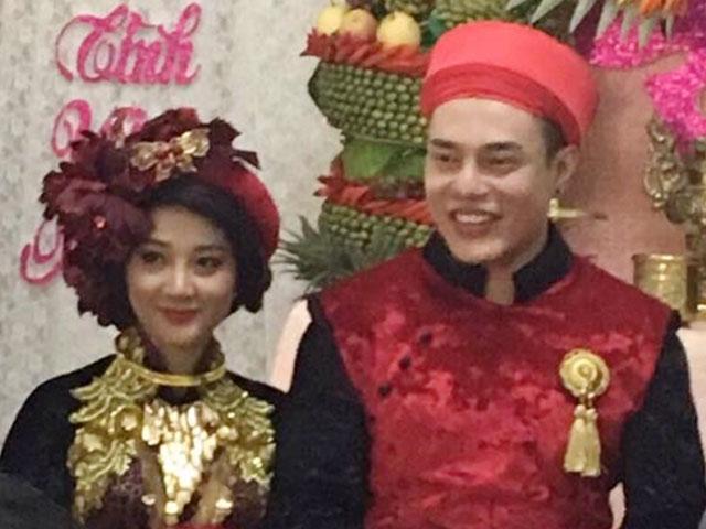 """Quán quân Cười xuyên Việt """"bí mật"""" tổ chức đám cưới"""