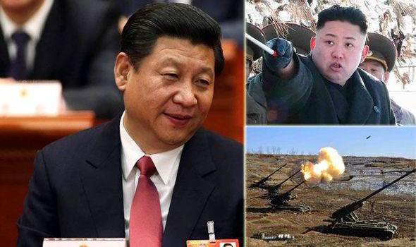 """Phóng tên lửa đạn đạo, Triều Tiên """"nhắn nhủ"""" Trung Quốc? - 1"""