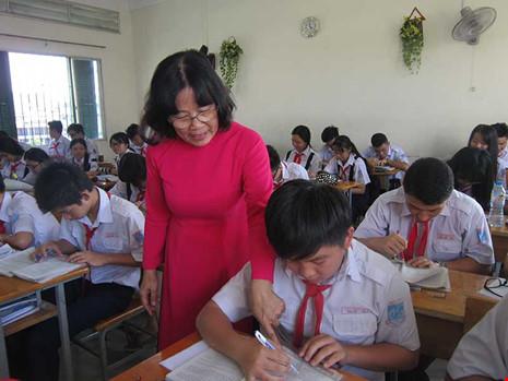 Tiết lộ mới về đề thi tuyển sinh lớp 10 tại TP.HCM - 1