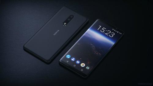 Chiêm ngưỡng Nokia 9 concept tinh tế đến từng chi tiết - 1