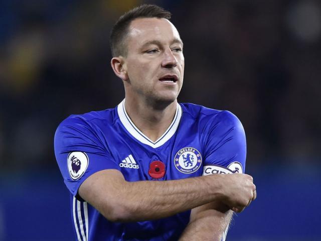 Terry chia tay Chelsea: Gửi
