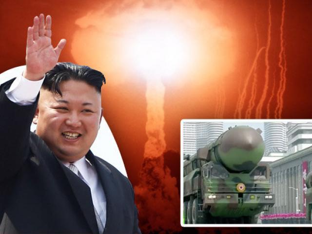 Nếu Triều Tiên nã tên lửa hạt nhân, Mỹ chống đỡ ra sao?