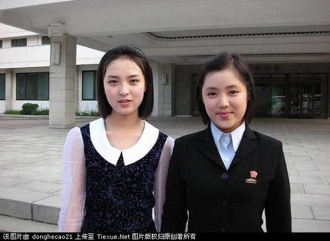 Hiếm lắm mới được ngắm vẻ đẹp bí ẩn của phụ nữ Triều Tiên - 5