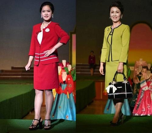 Hiếm lắm mới được ngắm vẻ đẹp bí ẩn của phụ nữ Triều Tiên - 11