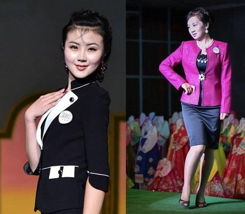 Hiếm lắm mới được ngắm vẻ đẹp bí ẩn của phụ nữ Triều Tiên - 12