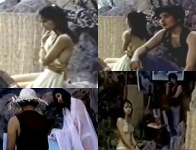 Hà Kiều Anh là một trong những hoa hậu táo bạo nhất trên màn ảnh. Trong sự nghiệp của cô, cảnh nóng để đời nhất phải kể đến là cảnh trong bộ phim Người tình trong mơ của đạo diễn Trần Phương được quay khi Hà Kiều Anh mới 16 tuổi.