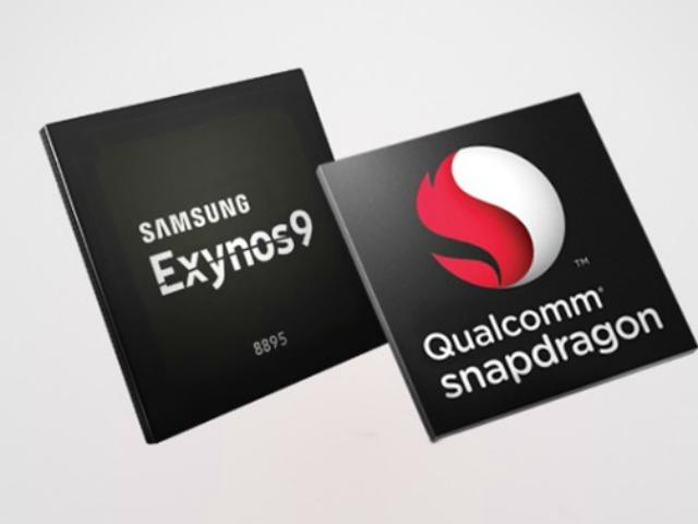 Chip Exynos 8895 và Snapdragon 835 trên Galaxy S8 đọ sức mạnh