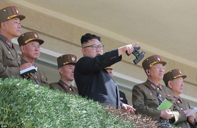 """Triều Tiên tuyên bố """"hóa kiếp"""" kẻ thù thành tro bụi - 1"""