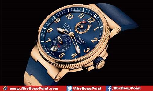 Top 10 thương hiệu đồng hồ hàng đầu trên thế giới - 9