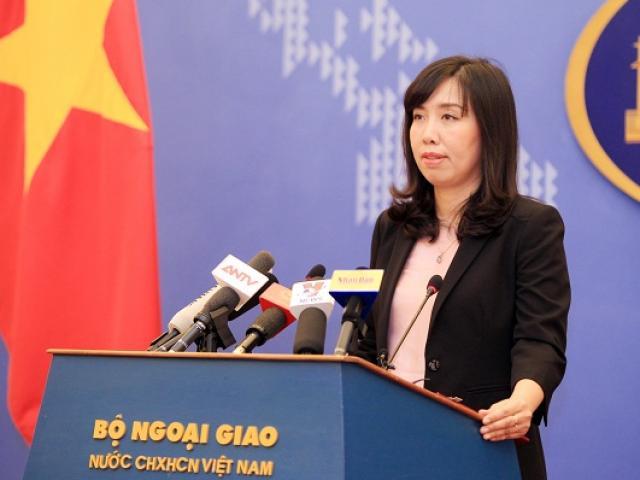 Bộ Ngoại giao VN nêu quan điểm về vụ Đồng Tâm, Mỹ Đức