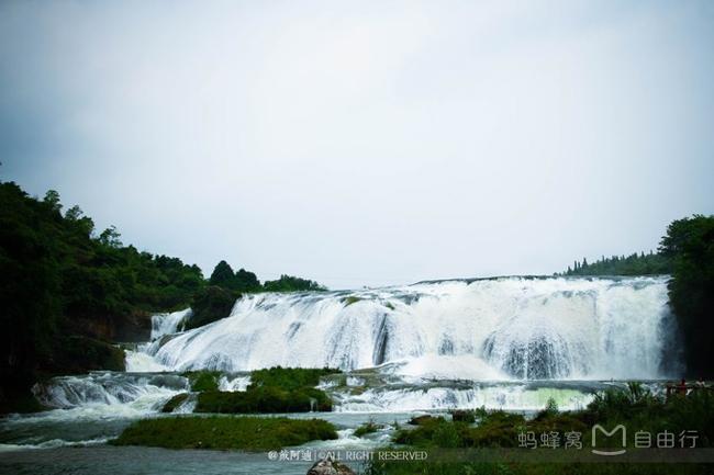 Thác nước Hoàng Quả Thúc, khu tự trị dân tộc Miêu, thành phố An Thuận, tỉnh Quý Châu – quê hương của Mỹ Hầu Vương.