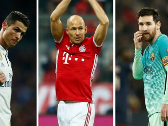 Âm mưu cúp C1: Trót thiên vị Real nên không thể cứu Barca