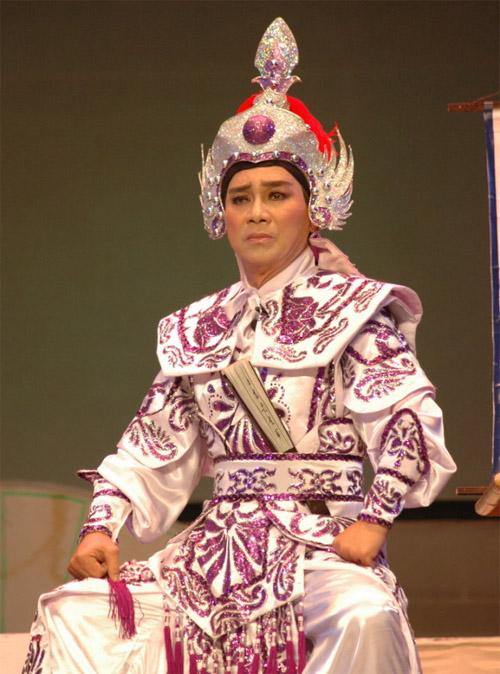Nghệ sĩ cải lương Thanh Sang qua đời - 1