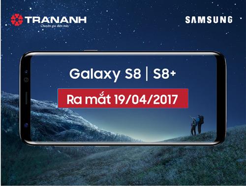 Đặt trước Samsung Galaxy S8 & S8 Plus, nhận bộ quà trị giá 4 triệu đồng - 1