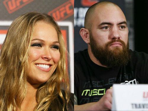 """""""Nữ hoàng UFC"""" đính hôn gã vũ phu: Ngôi sao sắp tàn - 1"""