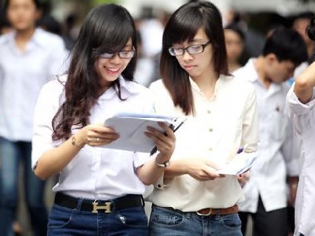 10 trường đại học thu hút nhiều thí sinh nhất