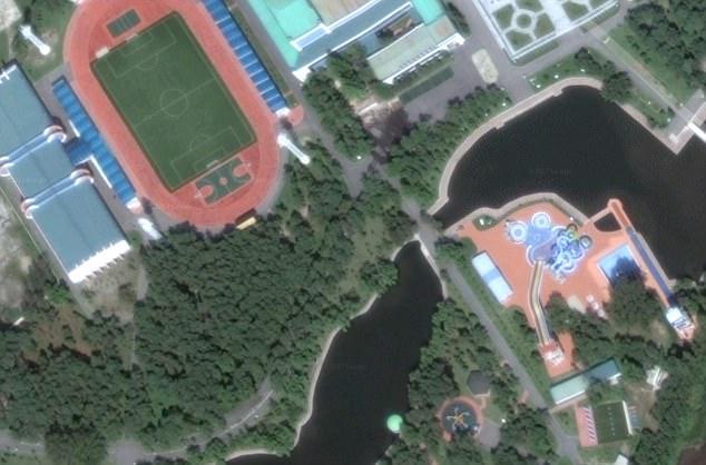 """Khu nghỉ dưỡng """"sang chảnh"""" có du thuyền của Kim Jong-un - 1"""