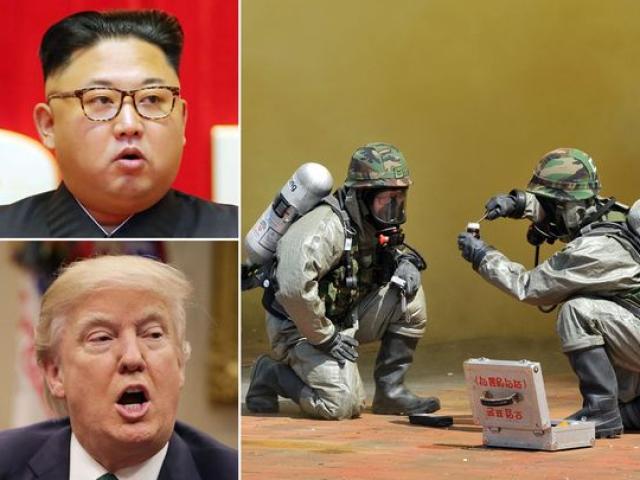 """Triều Tiên cảnh báo sẽ """"quét sạch Mỹ khỏi Trái đất"""""""