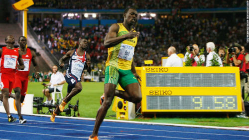 """Fast & Furious"" thể thao: Gọi tên Bolt, Tyson, Cantona - 1"
