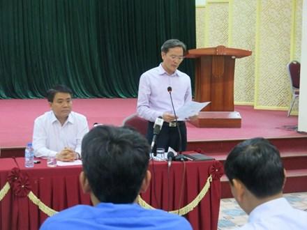 Hà Nội thay phó trưởng đoàn thanh tra đất đai Đồng Tâm - 1