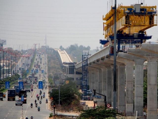 TP.HCM đang nợ nhà thầu thi công metro Bến Thành-Suối Tiên 1.300 tỷ