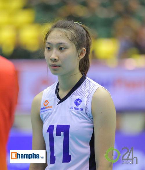 Dàn chân dài trẻ, giỏi, lại còn xinh ở ĐT bóng chuyền nữ U23 VN - 1