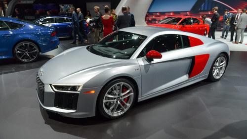 Audi R8 xuất hiện bản siêu cấp giá 4,4 tỷ đồng - 1