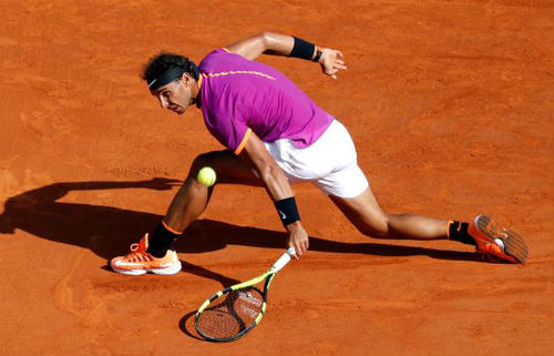 Nadal - Zeballos: Bản lĩnh giật vé vào chung kết (BK Barcelona Open) - 1