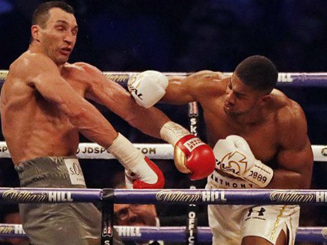 Chi tiết Klitschko – Joshua: Cú knock-out ngoạn mục (KT)
