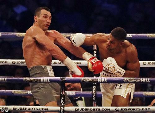 Quyền Anh đỉnh cao, Klitschko - Joshua: Nhà vô địch tuyệt đối - 1