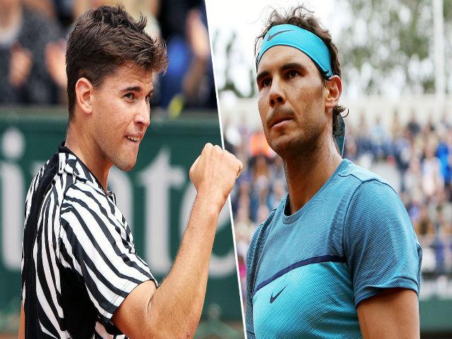 Chi tiết Nadal - Thiem: Phản công giành break (KT)