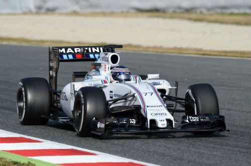 """F1 Russian GP: Địa chấn từ """"cánh chim lạ"""" - 1"""