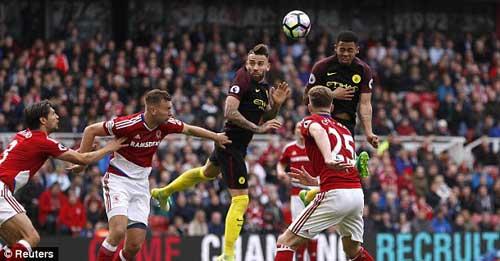 Middlesbrough – Man City: Hú vía với kẻ đường cùng - 1