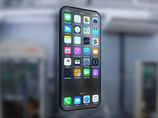 Rò rỉ bản vẽ thiết kế của iPhone 8
