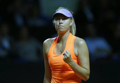Tennis 24/7: Không vô địch, Sharapova vẫn mở tiệc ăn mừng - 1