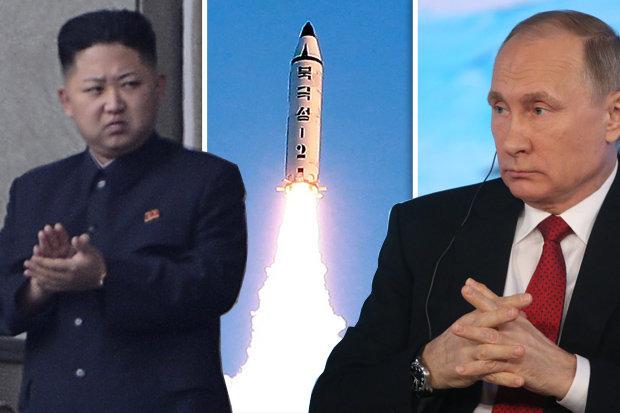 Triều Tiên tự hủy tên lửa đạn đạo vì phóng nhầm hướng Nga? - 1
