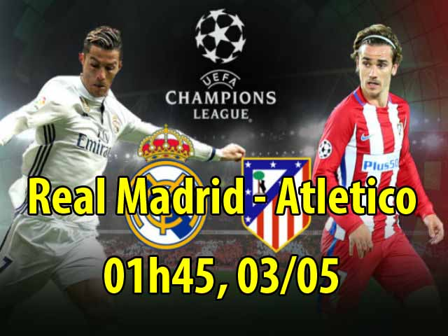 Real Madrid - Atletico: