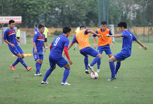 U20 Việt Nam - U20 Argentina: HLV Hoàng Anh Tuấn lo bị tâm lý - 1