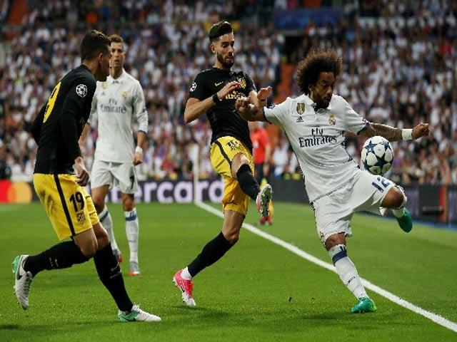 Xúc cảm Real – Atletico: Tóe lửa, đổ máu và Ronaldo