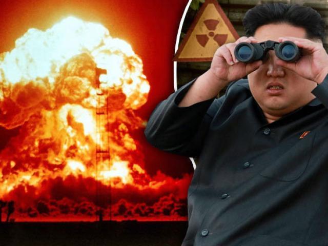 """Triều Tiên dọa nhấn chìm Nhật trong """"đám mây hạt nhân"""