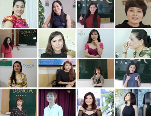 Đông Á Beauty luôn biết chiều lòng phụ nữ Việt - 1