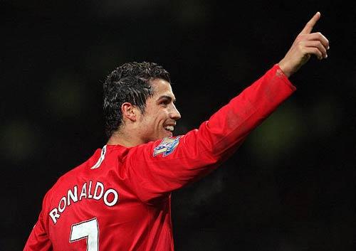 """""""Nhà vua"""" Cúp C1 Ronaldo: Chúa tể của những màn ăn mừng - 1"""