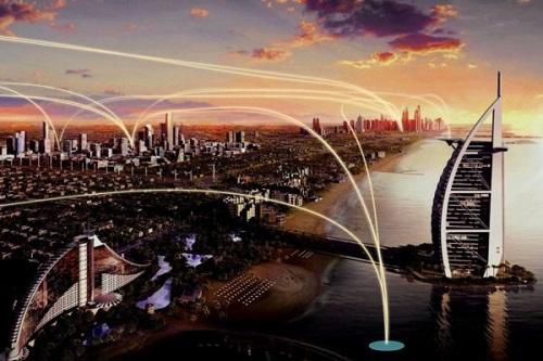 """Uber sẽ giới thiệu dịch vụ """"taxi bay"""" vào năm 2020 - 1"""