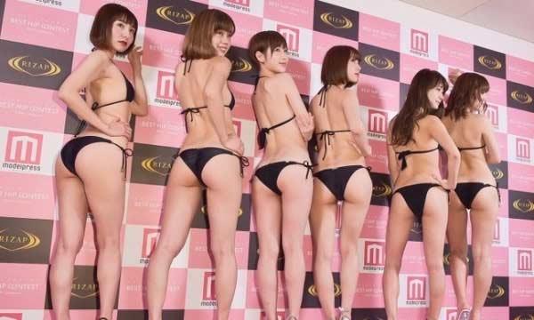 Bất ngờ với cuộc thi Hoa hậu vòng 3 nước Nhật? - 1